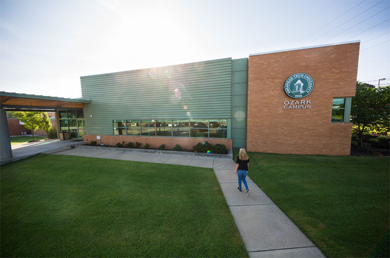 ATU-Ozark Student Services Conference Center