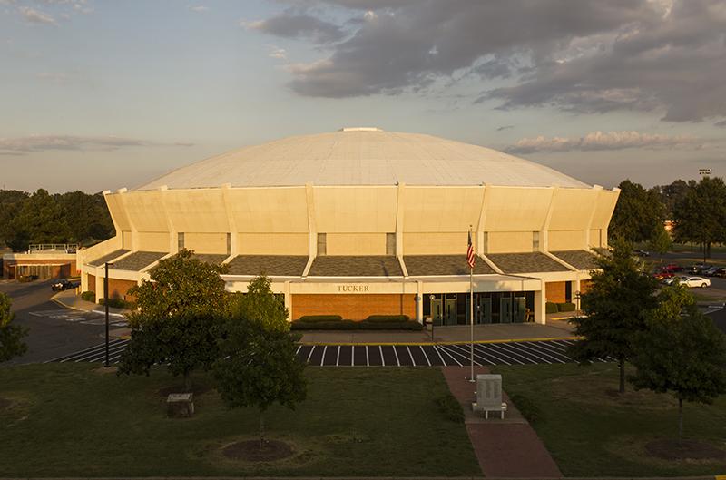 Tucker Coliseum