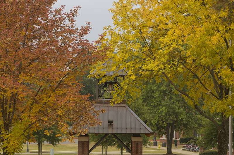 Hindsman Tower in Autumn