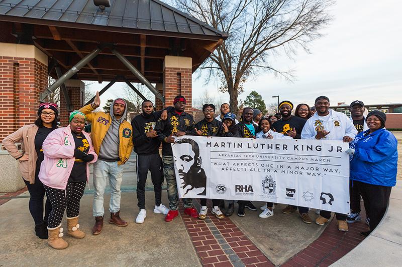 ATU Martin Luther King Jr. Day Celebration 2019