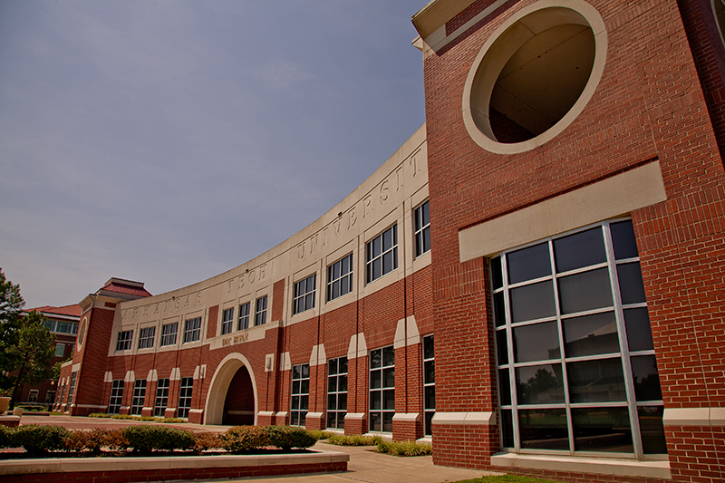 Doc Bryan Student Services Center