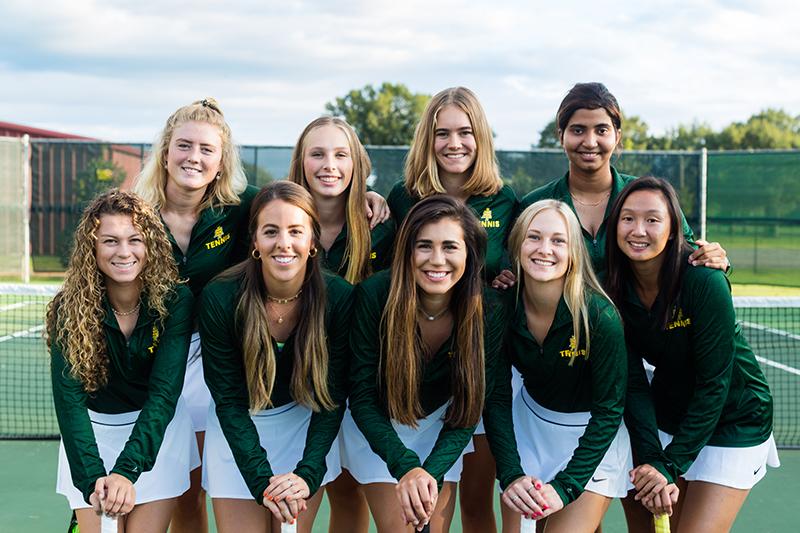 Golden Suns Tennis Team 2020