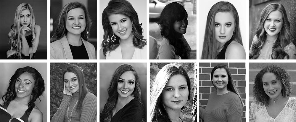 Miss ATU 2020 Contestants