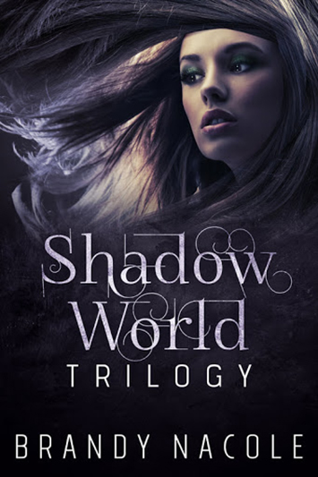 Shadow World Book Cover