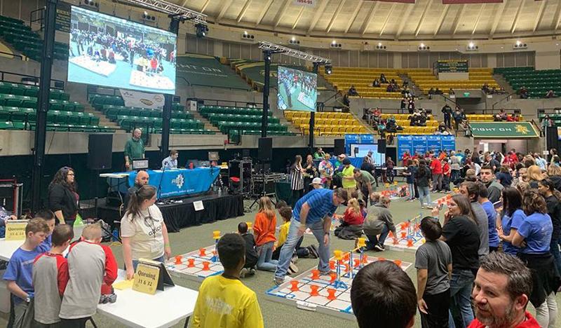 VEX Robotics State Championships 2019