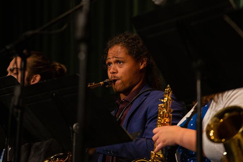 ATU Jazz Ensemble Fall 2019