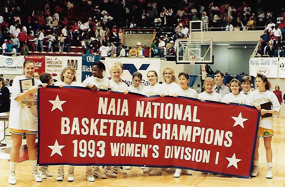 1993 National Champions ATU