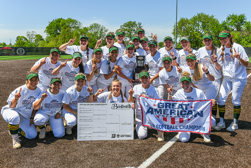 ATU GAC Softball Tournament Champions 2019