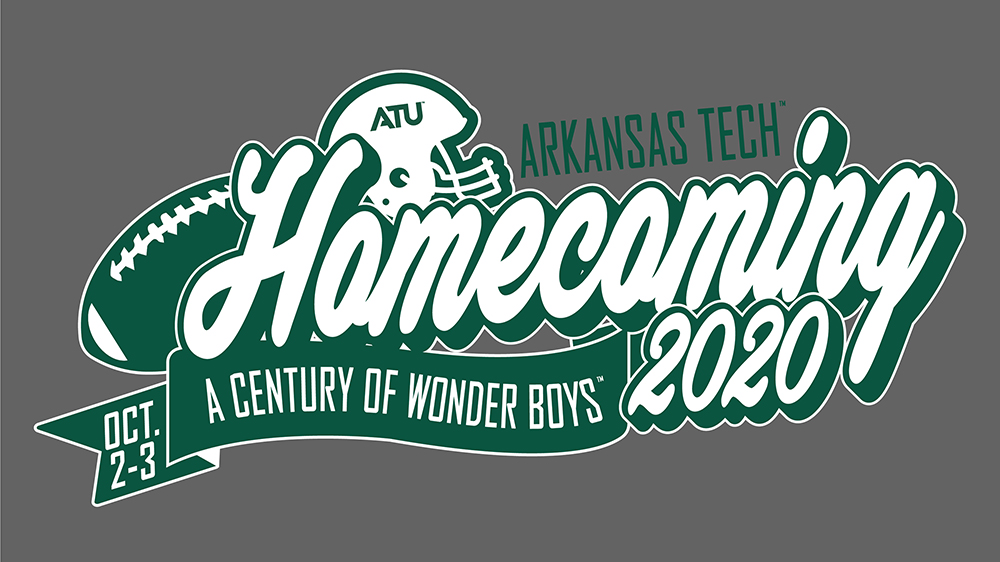 ATU Homecoming Logo 2020