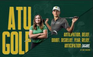ATU Golf Seniors Gean and Douglas