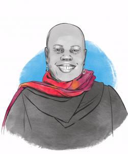 Rose Clark Nanyonga