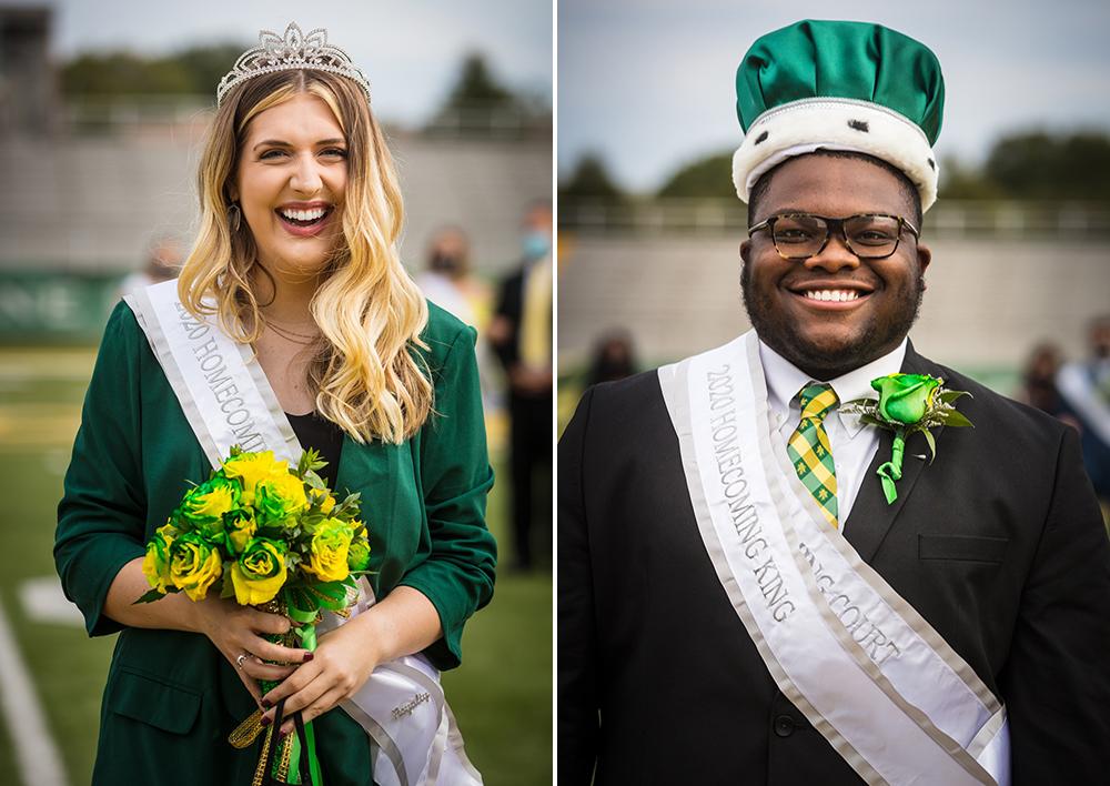 Lauren Brown and LaBrian Phillips Jr. 2020