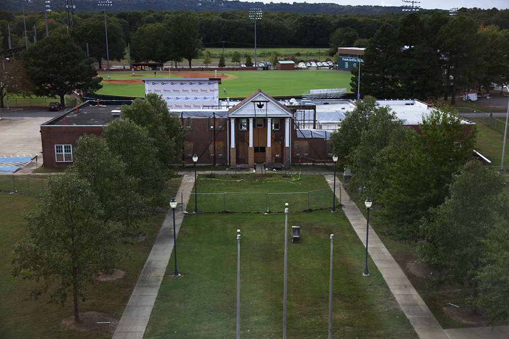 Williamson Hall 10-15-2020