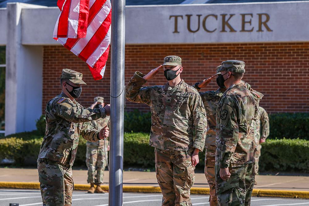 ATU Veterans Day Event 2020