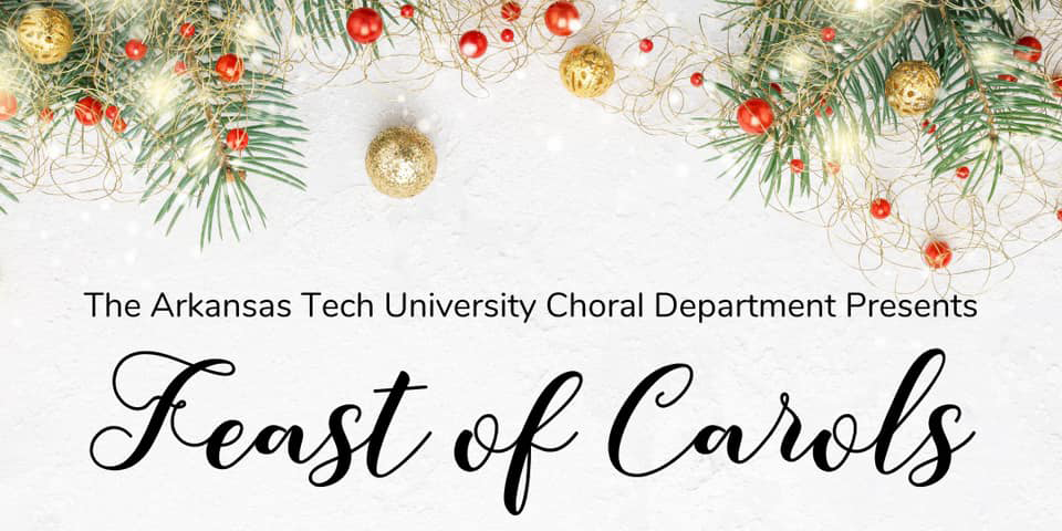 Feast of Carols Graphic 2020