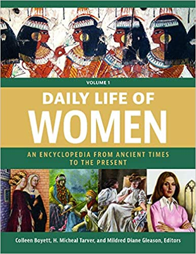Daily Life of Women Cover