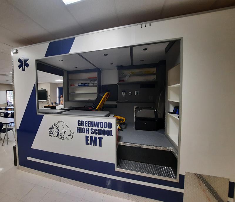 Greenwood EMT Lab