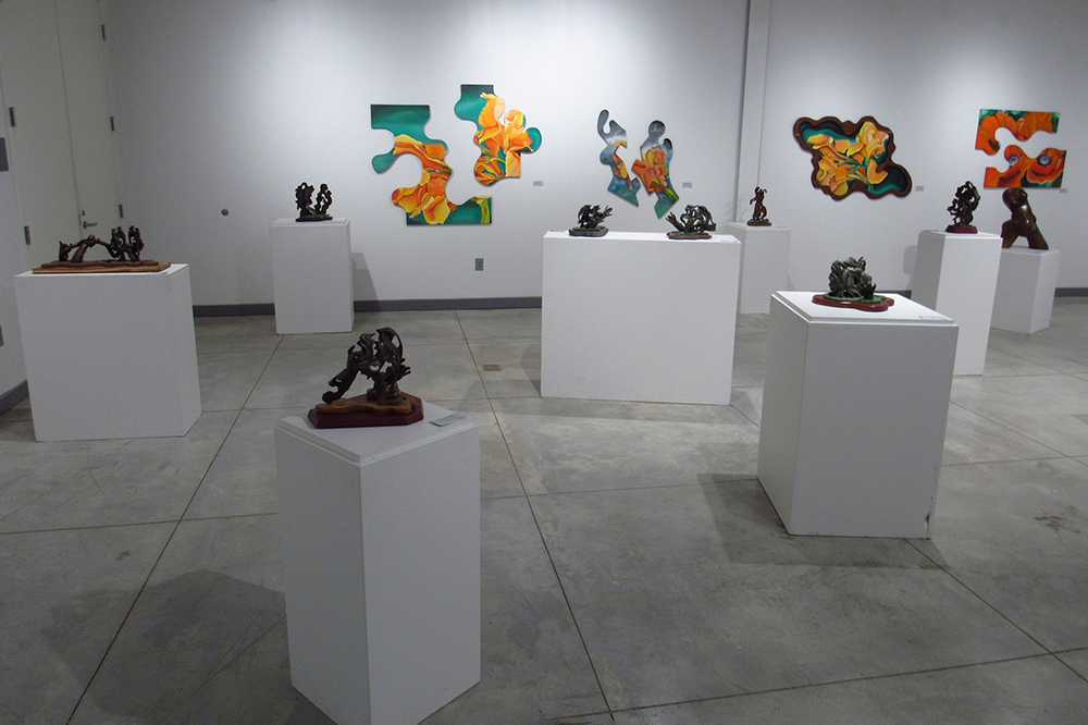 Patrick Fleming Exhibit Spring 2021