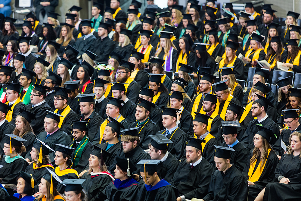 ATU Commencement Fall 2019 Large Group