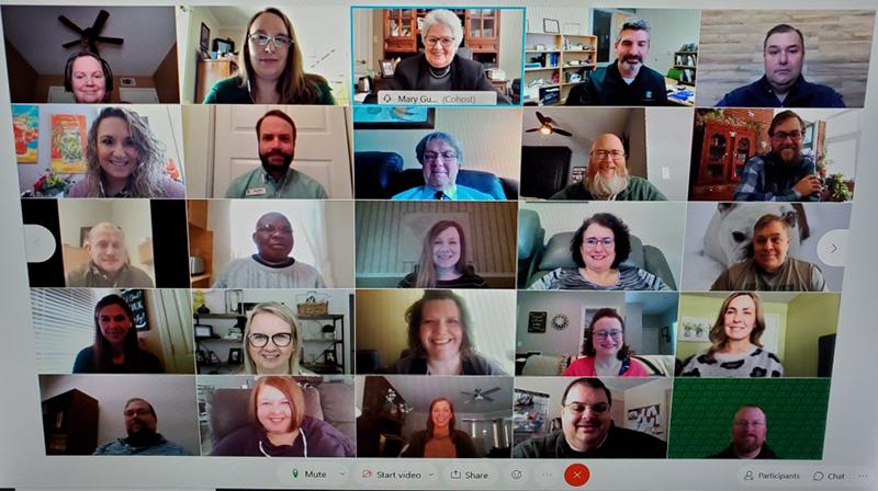 Leadership Tech Cohort Five Orientation 2-19-2021