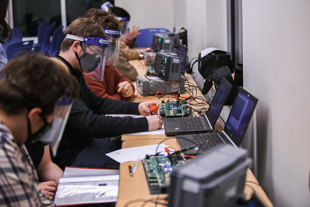 Keysight Demonstration at ATU Spring 2021
