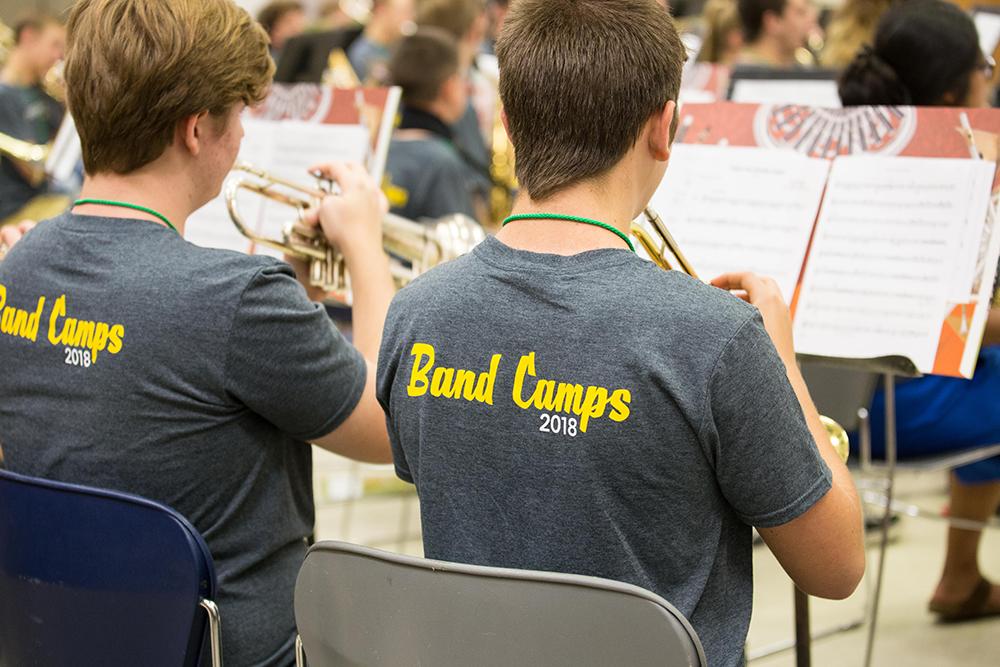 ATU Band Camp File Photo