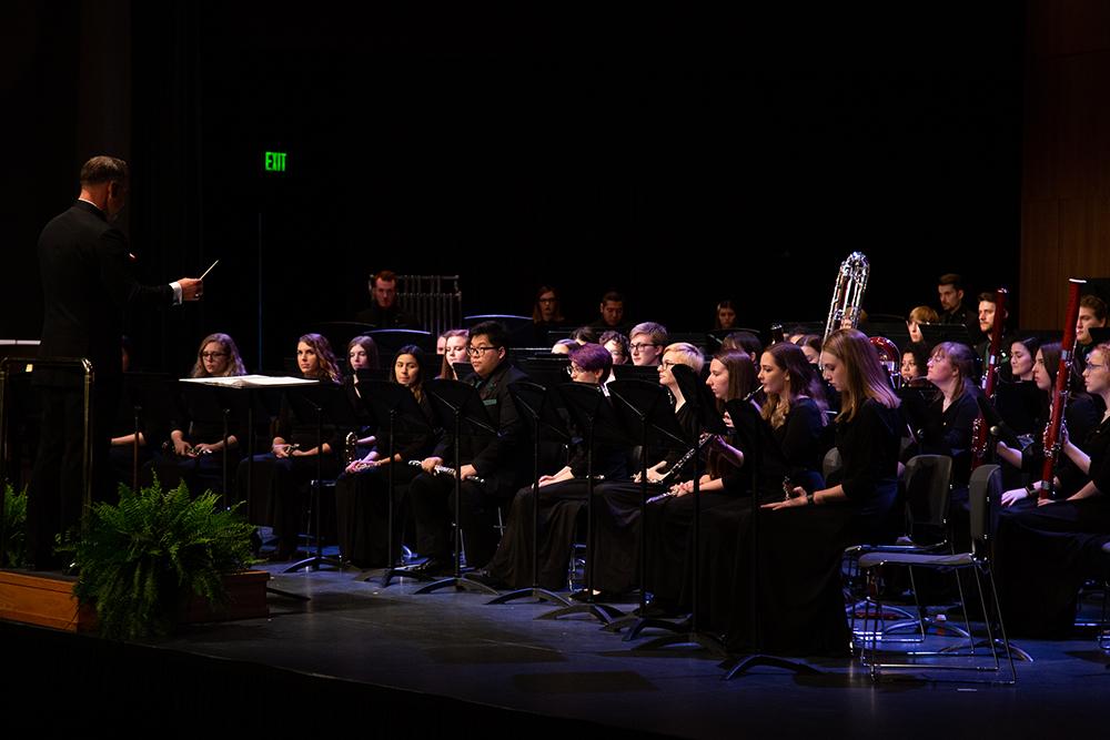 ATU Symphonic Wind Ensemble March 2020