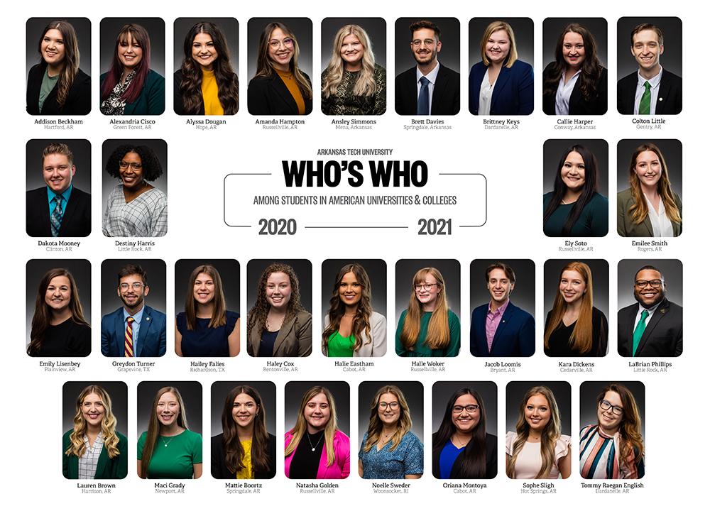 ATU Who's Who Composite 2021