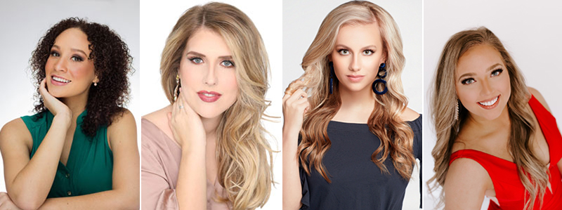 ATU Miss Arkansas Representatives 2021