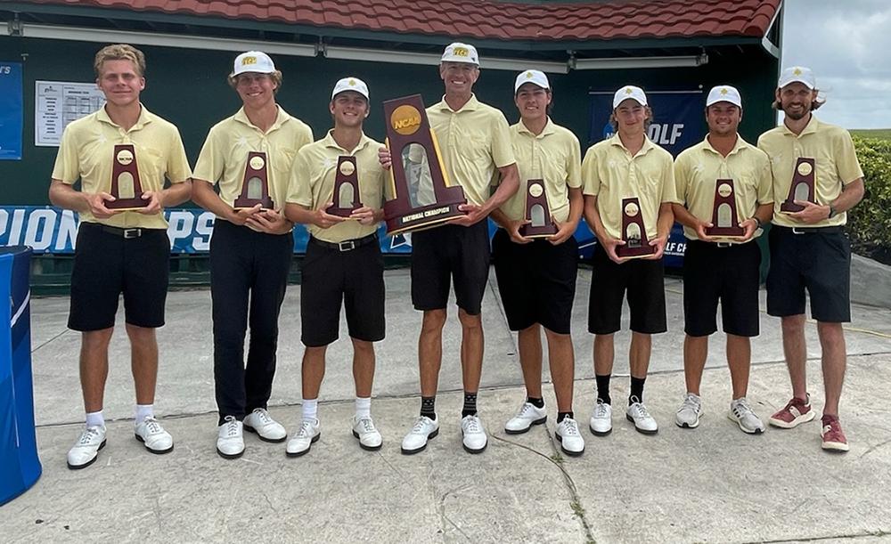 Arkansas Tech 2021 NCAA Division II National Champions