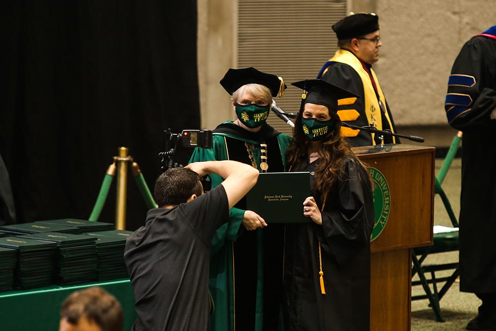 Class of 2020 Graduation 5-7-2021