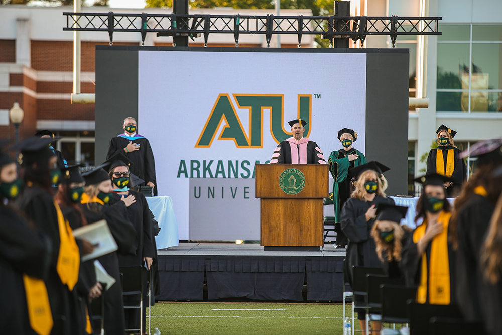 National Anthem Spring Commencement 2021