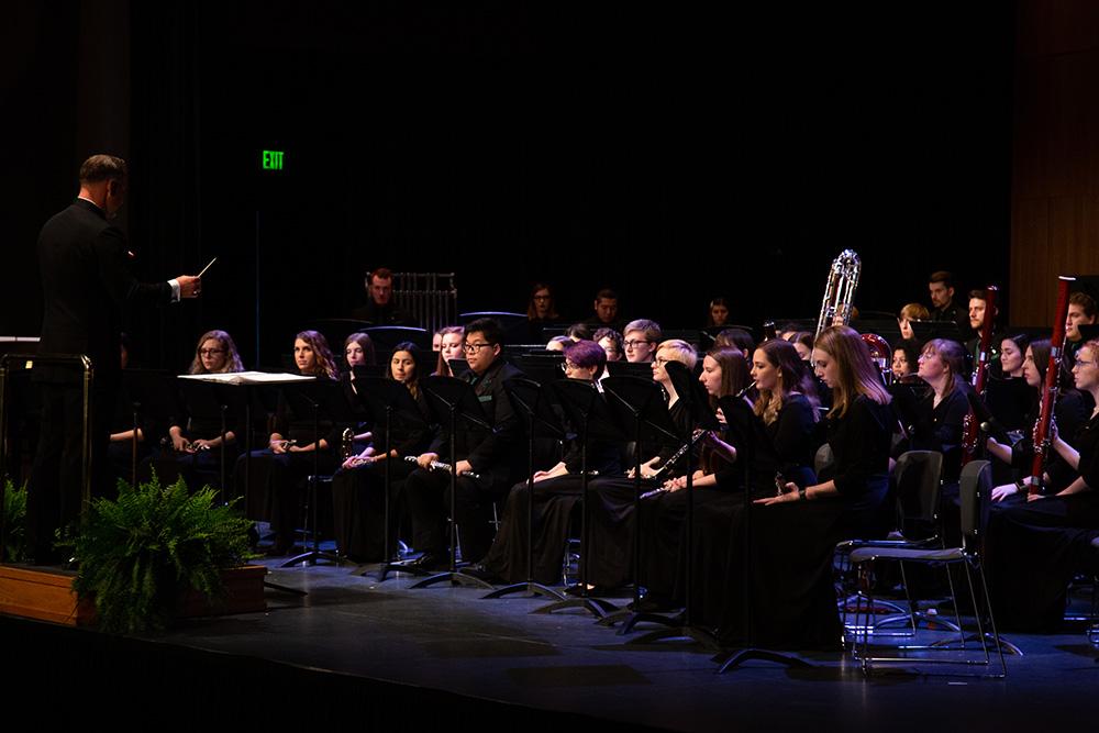 ATU Symphonic Wind Ensemble 2020