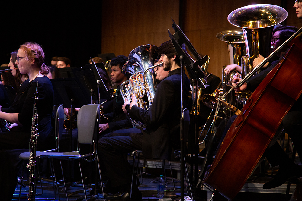 ATU Symphonic Wind Ensemble 3-8-2020