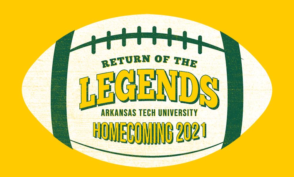 ATU Homecoming Logo 2021