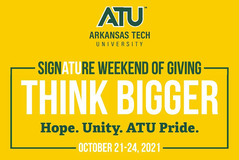 Signature Weekend of Giving 2021